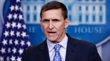 Former national security adviser Michael Flynn admitted to lying about his conversations with the Russian ambassador.