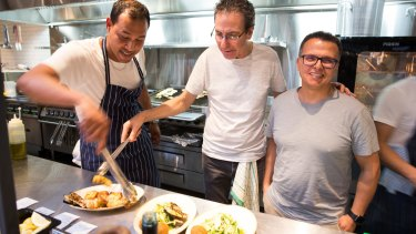 """It's one big family,"" says Wally Mostafa of Bekya restaurant."
