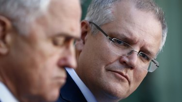 Treasurer Scott Morrison and PM Malcolm Turnbull are shortchanging Victoria $6.6 billion, the Victorian government says