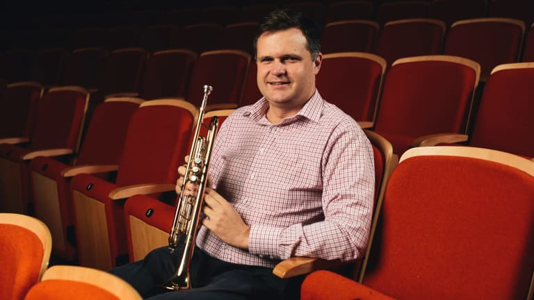 Canberra Youth Orchestra 50 year anniversary: Matthew Stuckings.