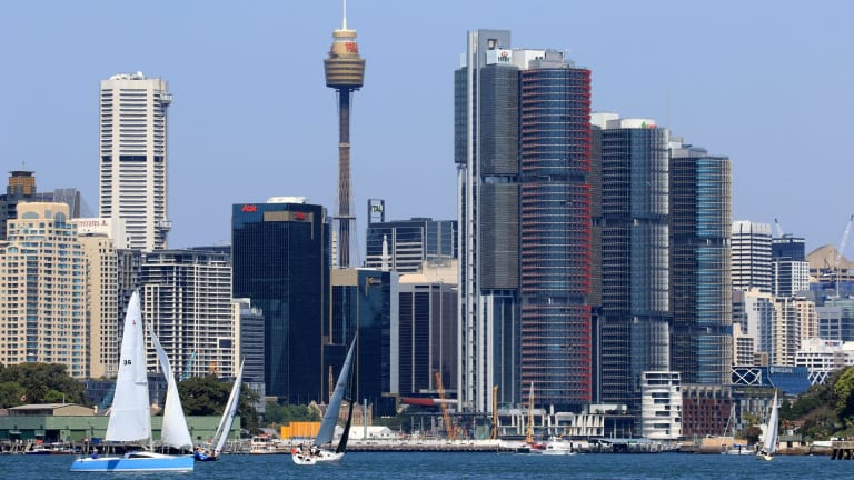 Low wage growth has caused Australian households to spend a greater share income on rent.