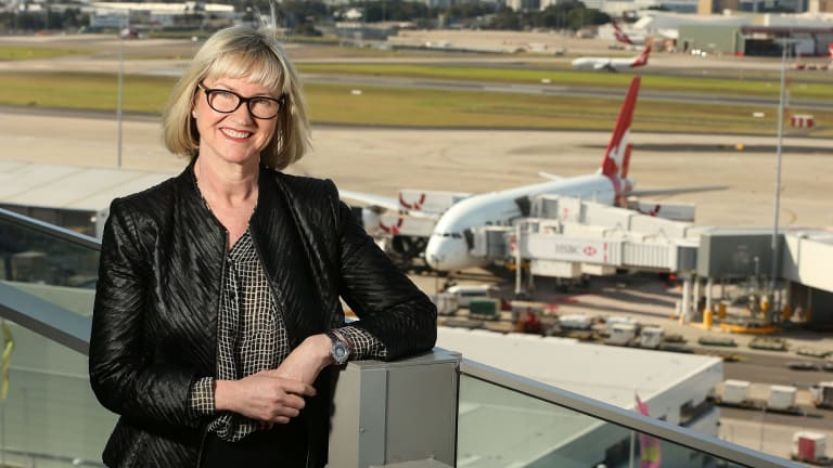 Sydney Airport's CEO Kerrie Mather is just one of 11 female chiefs in the ASX 200 but she will soon be retiring.