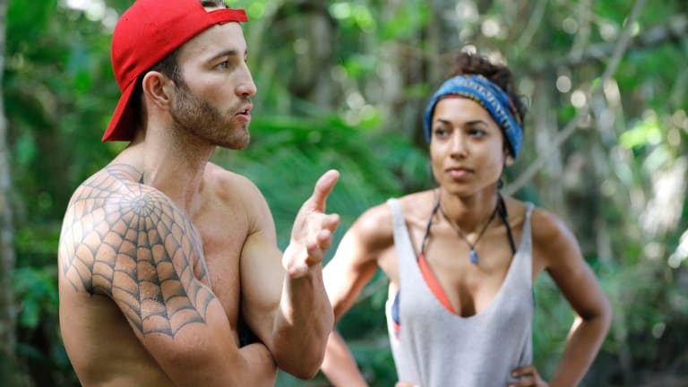 Reality show <i>Survivor</i> drew good ratings for Ten - but was expensive to make.