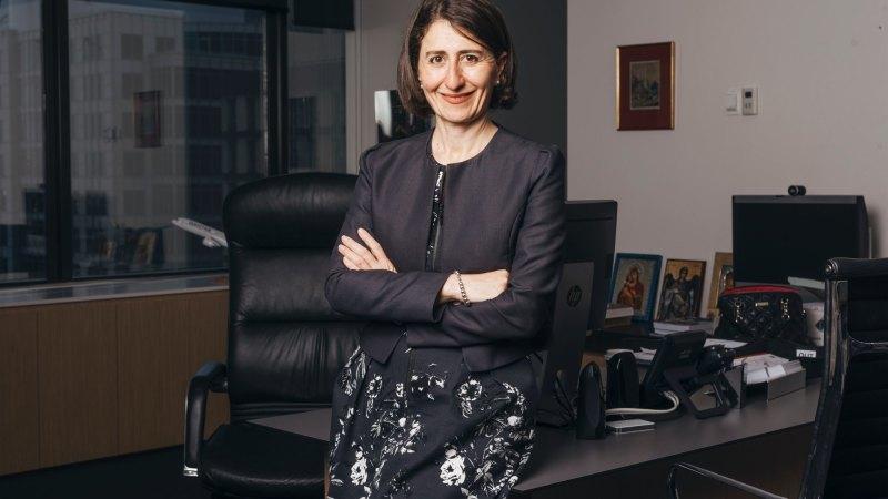 Gladys Berejiklian's unusually frank admission