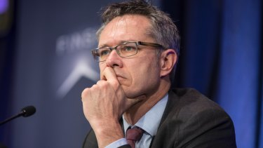 Guy Debelle, deputy governor of the Reserve Bank.