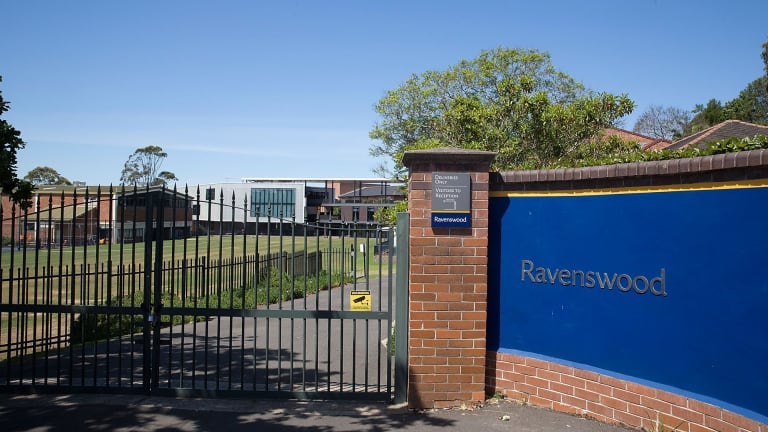 Ravenswood School for Girls, on Sydney's upper north shore.