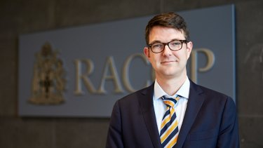 Dr Bastian Seidel is among the presidents of Australia's top medical colleges who sent a joint letter about the treatment of refugees to Immigration Minister Peter Dutton.