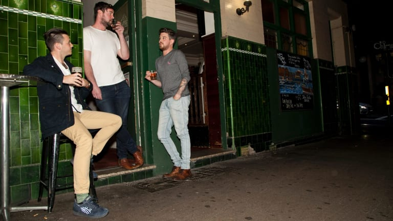 1.30am lockout laws and 3am last drinks laws took effect in February 2014, but have since been relaxed under a two-year trial that started in January.