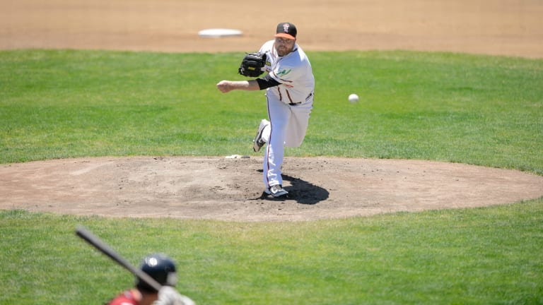 Canberra Cavalry starter Frank Gailey fly to Melbourne on Friday to play the Aces.