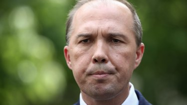 A special loyalty is required from a deputy, says Immigration Minister Peter Dutton.