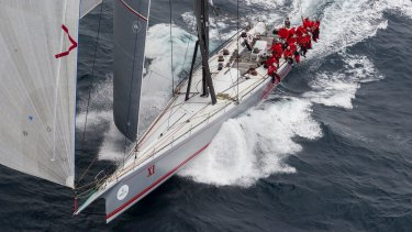 Wild Oats XI will learn it's Sydney To Hobart fate on Wednesday.