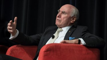 John Howard originally scoffed at the idea that his gun laws could drive a new political force, but now concedes that they aided the rise of One Nation in the late 1990s.