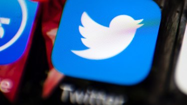Twitter has been taken to court after an Australian company's financial information was tweeted out.