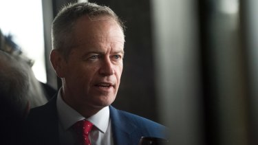 Labor leader Bill Shorten has demanded disclosures by December.
