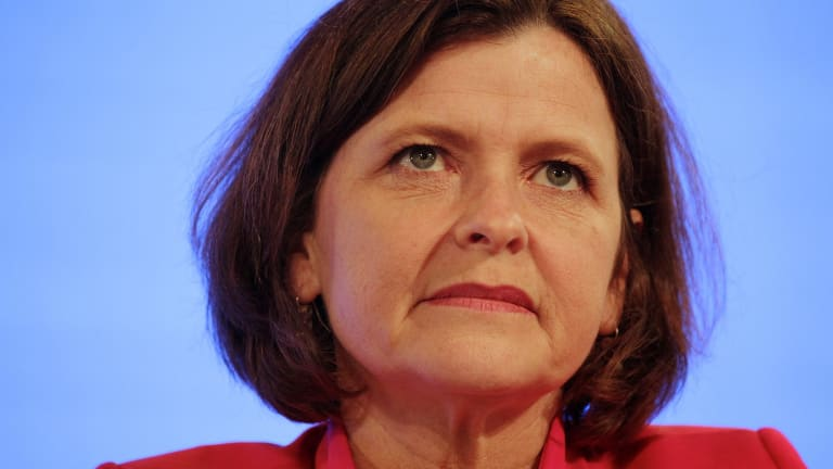 """""""Many young working people have major concerns"""": ACTU president Ged Kearney."""