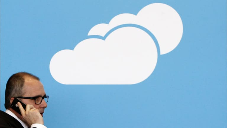 Australian businesses are dialling up the cloud.