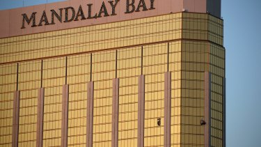 Stephen Paddock opened fire on a festival crowd from his room on the 32nd floor of the Mandalay Bay resort and casino.