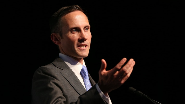 Labor's shadow assistant treasurer Andrew Leigh.