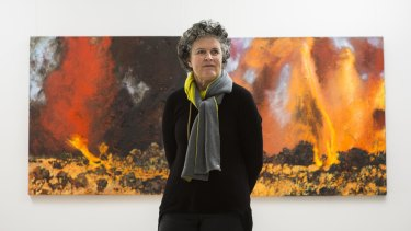Mandy Martin raises burning issues in <i>A Change in the Weather</i>.