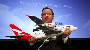 Qantas Airways chief executive Alan Joyce ... he company's sudden and spectacular return to profitability still has many scratching their heads considering the airline appeared to be fighting for its survival when it went to the government seeking financial assistance a year ago.