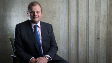 Patrick Snowball, CEO of Suncorp Group, has delivered his final results at the company.