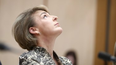 Labor is targeting Employment Minister Michaelia Cash, despite internal suspicions that any leak came from the cops.