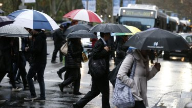 Despite the chill, Sydney will collect only about one-half the typical monthly rain in July.