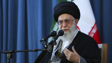 """Supreme Leader Ayatollah Ali Khamenei reportedly told Mahmoud Ahmadinejad: """"it's not in your own or the country's best interests to run""""."""
