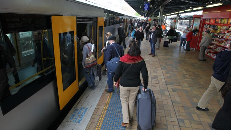 Commuters travelling on the Bankstown Line will face significant disruptions.