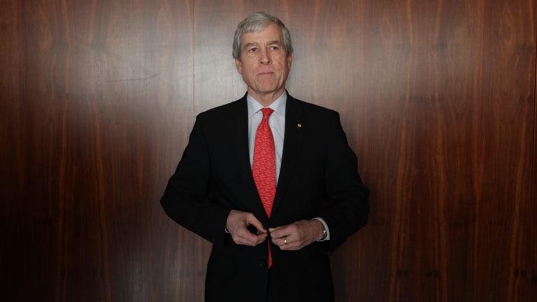 Nick Warner, who will leave the Australian Secret Intelligence Service.