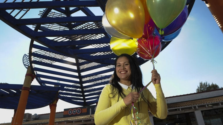 Elizabeth Kikkert of Charnwood will celebrate her 35th birthday with 35 acts of kindness.