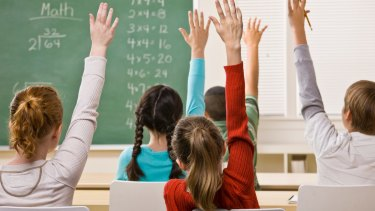 The number of girls studying economics has declined.
