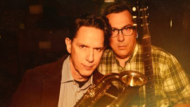 Upbeat death songs are a big thing with They Might Be Giants.