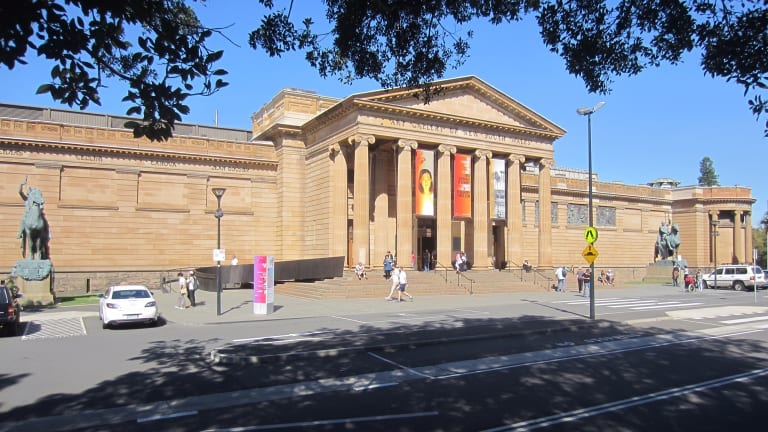 The Art Gallery of NSW is one of our finest cultural institutions.