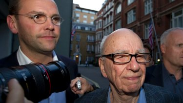 Could the phone hacking scandal throw another spanner in the works for Rupert Murdoch and his son James' pursuit of Sky?