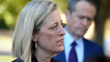 Senator Katy Gallagher has denied she's implicated in the citizenship crisis.