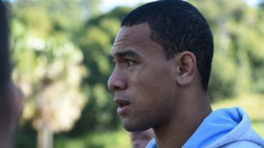 Will Hopoate: Has elected not to train or play on Sundays because of his faith.