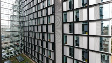 Housing for international student accommodation, The Steps, in Abercrombie Street could have increased vacancies from November.