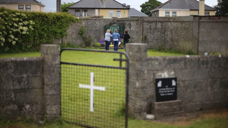 Relatives Of Irish Babies Discarded As Litter Search For Answers