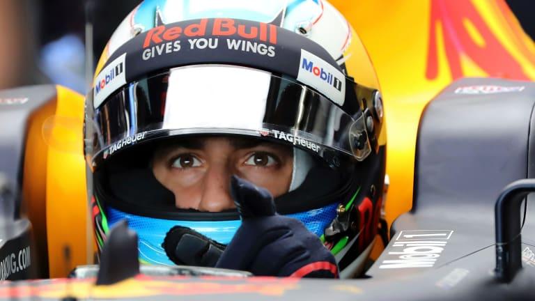 Big decision coming up: Australia's Daniel Ricciardo.