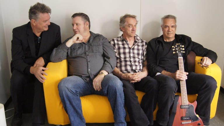 The Sunnyboys escaped the curse of bad '80s studio production.