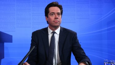 AFL boss Gillon McLachlan is keen on a price freeze for tickets.
