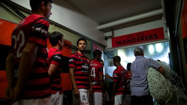Cash dispute: Wanderers players are unhappy about the distribution of prize money from the ACL and other major events.