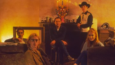 The Go-Betweens are the subject of a new documentary.