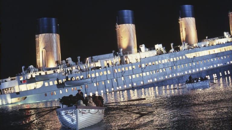 The Titanic story enjoyed a resurgence following James Cameron's 1997 blockbuster film.