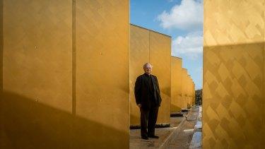 Glenn Murcutt hopes the mosque in Newport, Melbourne, will embrace the Islamic and Australian community.