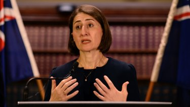 Gladys Berejiklian is being asked to give owners the power to ban short-term letting.