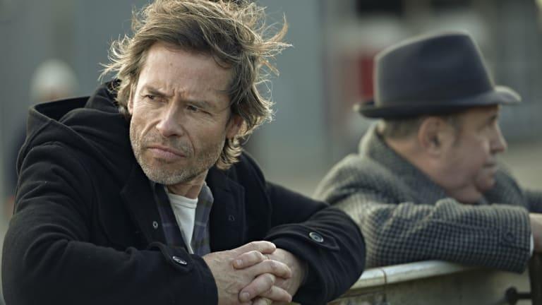 Guy Pearce in the ABC series <i>Jack Irish</i>.