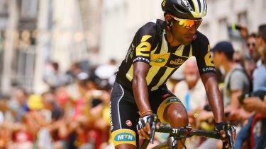 Tour de France 2015: Merhawi Kudus feels the pain of debut