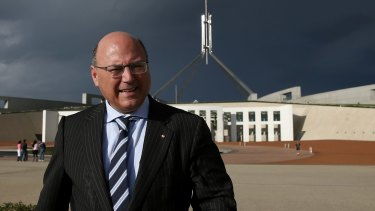 Senator Arthur Sinodinos has slammed the inquiry as a political stunt.
